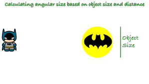 Angular size derivation-01