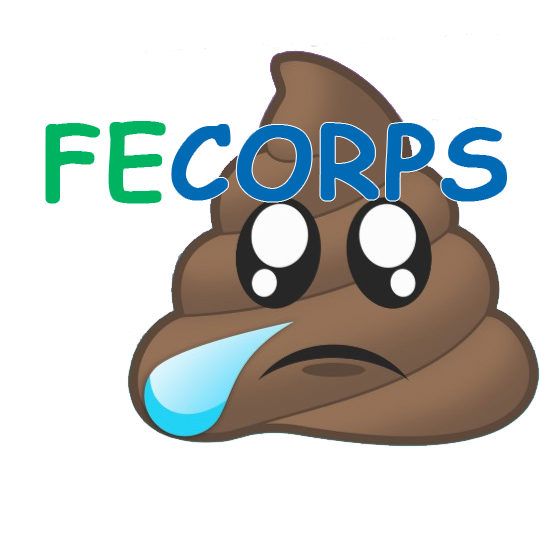 FE CORPS poop