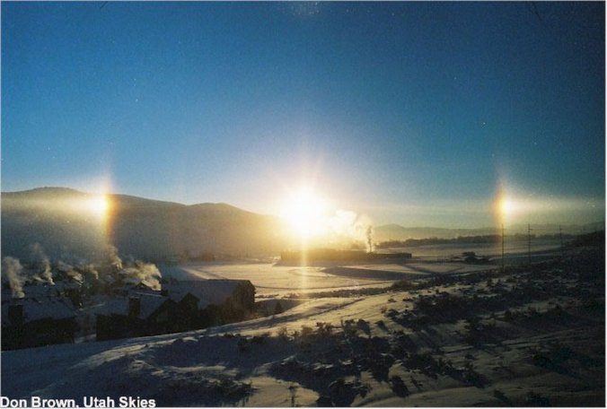 18 Sundog in front of mountain.jpg