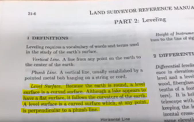 LEVEL LAND SURVEYOR REFERENT GUIDE
